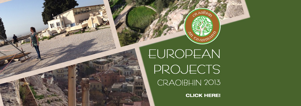 European Projects at Craoibhin Termon