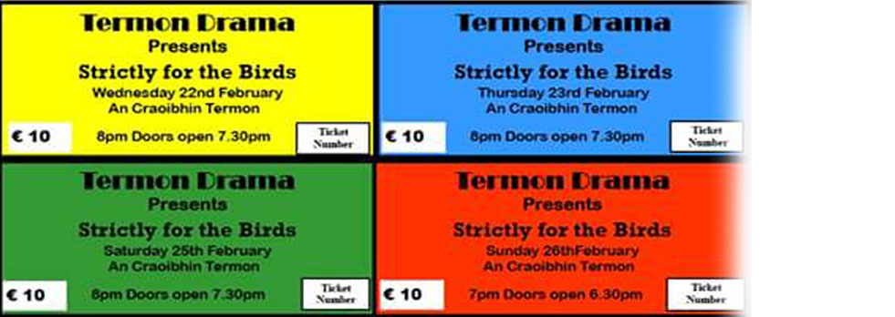 Drama Classes at Craoibhin Termon